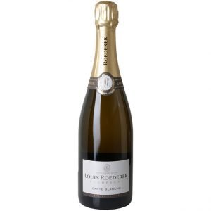 Champagne Roederer Carte Blanche demi-sec
