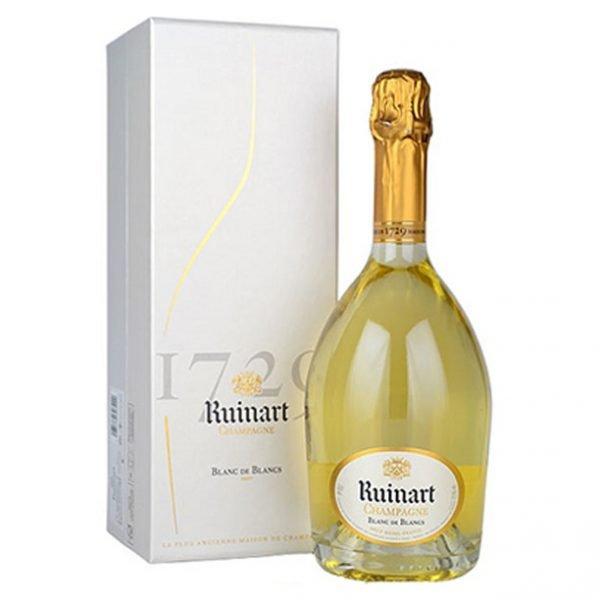 Champagne Ruinart Blanc de Blancs Astuccio