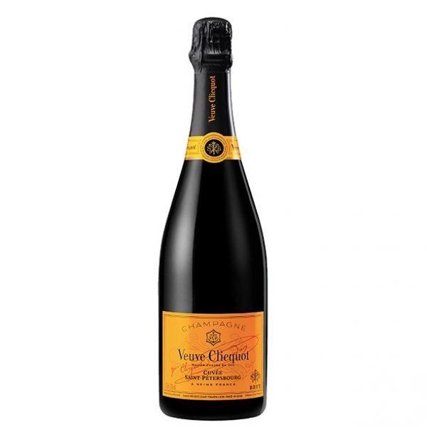 Champagne Veuve Clicquot Brut Cuvèe Saint Petersbourg