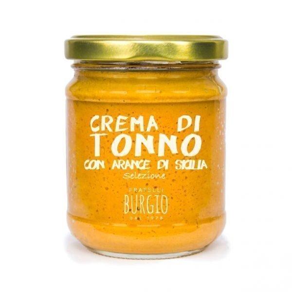 Crema di Tonno con Arance
