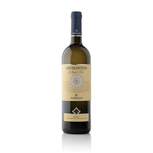 """Sicilia DOC """"Santagostino"""" Bianco 2017 Firriato"""