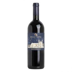 Mille e una Notte - Donnafugata - blend Nero d Avola Petit Verdot Syrah e altre uve - Rosso Sicilia DOC 2011