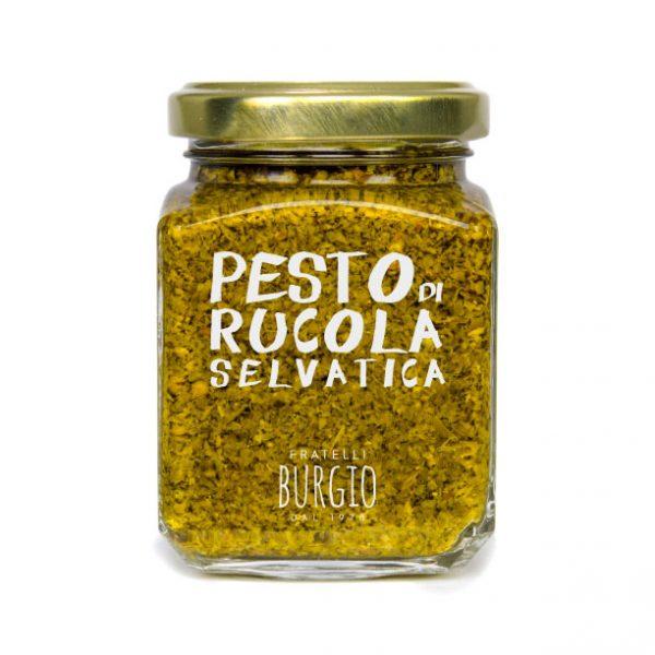 Pesto di Rucola Selvatica