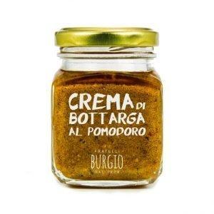 Crema di Bottarga al Pomodoro