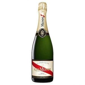 Mumm Champagne Brut Cordon Rouge