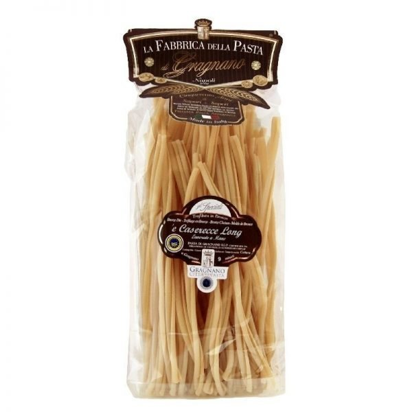 Caserecce lunghe Pasta di Gragnano IGP