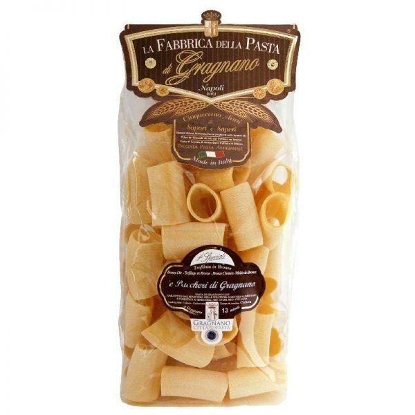 Paccheri Pasta di Gragnano IGP 500 gr