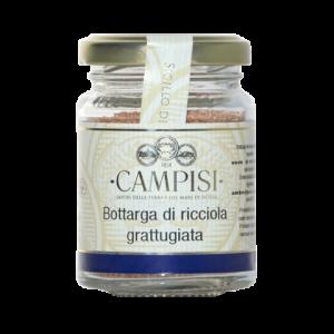 Bottarga di Ricciola grattugiata Campisi Vaso 50g