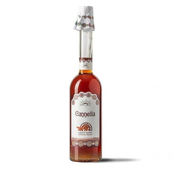 """""""Cannella"""" Liquore di Cannella Mangano Siracusa"""