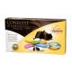 Confetti al Cioccolato Fondente Colori Assortiti