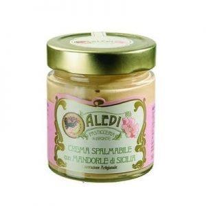 Crema spalmabile di Mandorle di Sicilia