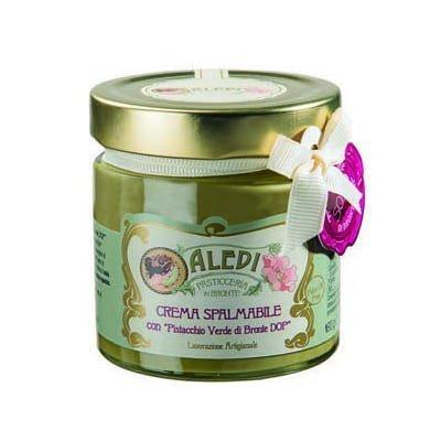 Crema spalmabile con Pistacchio verde di Bronte DOP