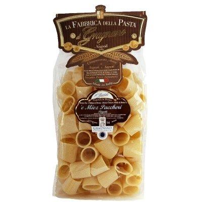 Mezzi Paccheri Pasta di Gragnano IGP