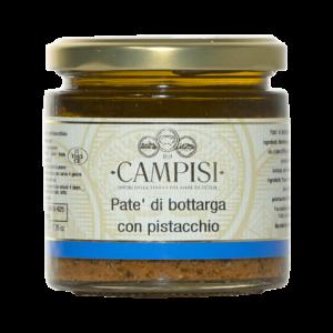 Patè di Bottarga con Pistacchio Campisi