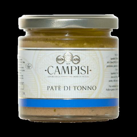 Patè di Tonno Campisi 220g