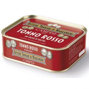 Tonno Rosso in Olio d'oliva Campisi Latta 340g