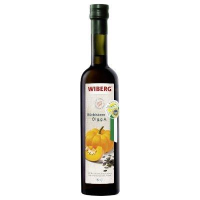 Olio di semi di Zucca IGP Wiberg