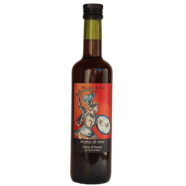 Aceto di Vino Nero d'Avola Orlando