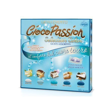 CiocoPassion Lieto Evento Selection Color Celesti