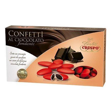 Confetti al cioccolato fondente Rossi
