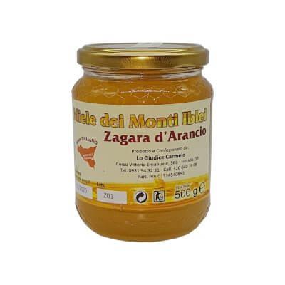 Miele dei Monti Iblei Zagara d'Arancio