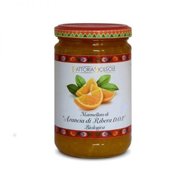 Marmellata di Arancia di Ribera DOP Bio