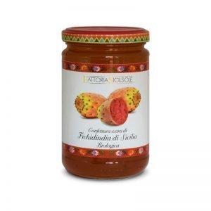 Confettura extra di Fichi d'India di Sicilia Bio