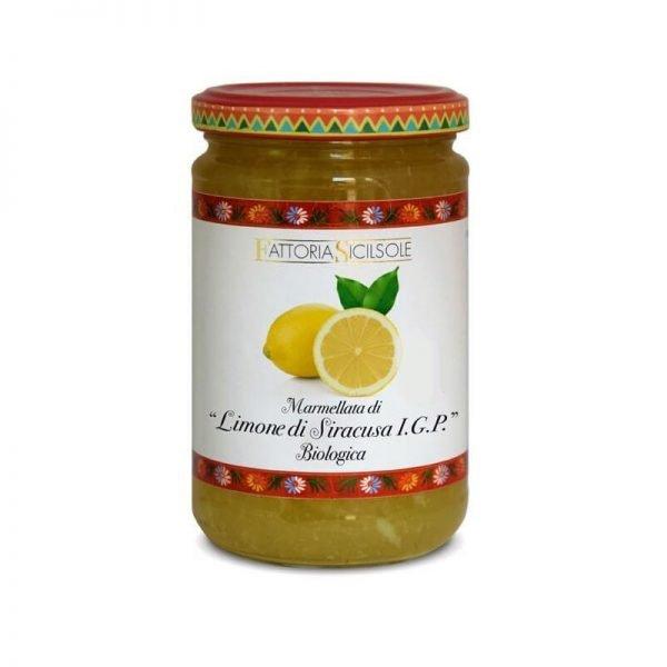 Marmellata di Limone di Siracusa IGP Bio
