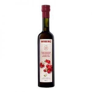 Condimento al Mirtillo Rosso Wiberg