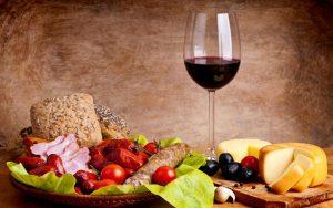 Cerasuolo di Vittoria abbinamenti gastronomici