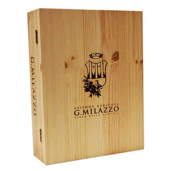Cofanetto Milazzo