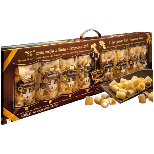 Valigetta Pasta di Gragnano IGP Vari Formati