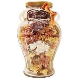 Anfora con Pasta di Gragnano Tricolore IGP