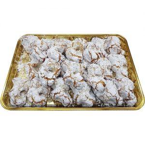 Biscotti di Mandorla Siciliani Bianchi