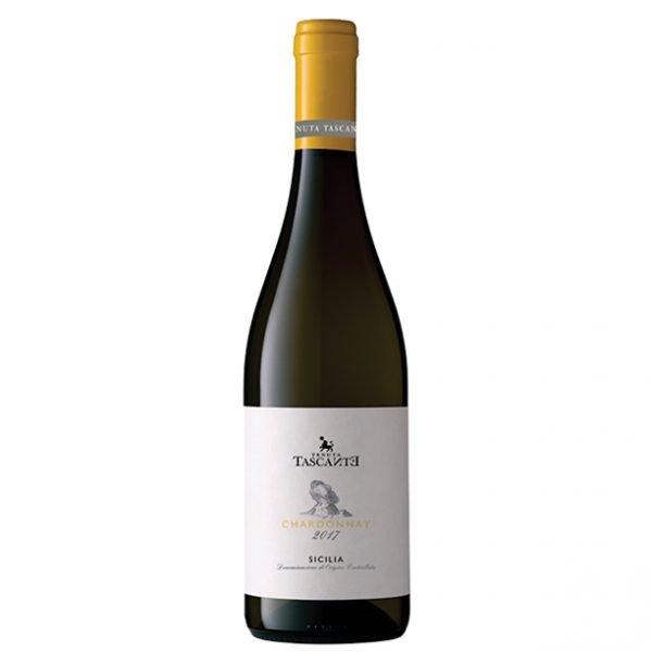 Sicilia DOC 2017 Chardonnay Tascante