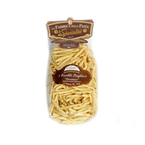 Fusilli Pugliesi Caserecci Pasta di Gragnano IGP