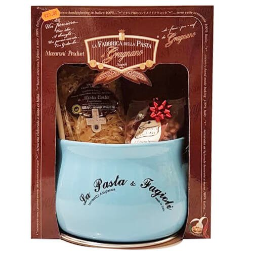Kit Celeste Pasta di Gragnano IGP e Fagioli