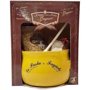 Kit Giallo Pasta di Gragnano IGP e Fagioli