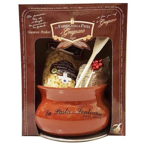 Kit Pasta di Gragnano IGP e Lenticchie