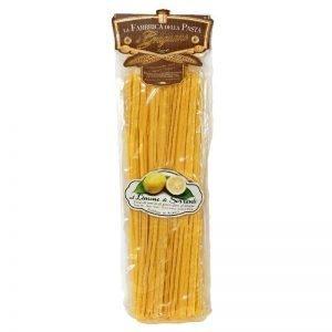 Linguine al Limone Pasta di Gragnano IGP