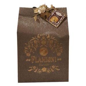 Panettone Flamigni con Gocce di Cioccolato