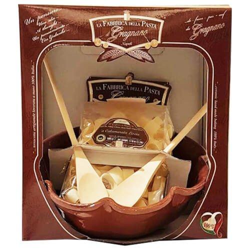 Pasta di Gragnano A Calamarata Liscia