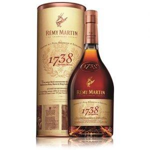 Cognac Rèmy Martin 1738