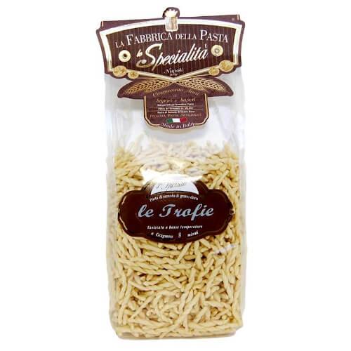 Trofie Pasta di Gragnano IGP
