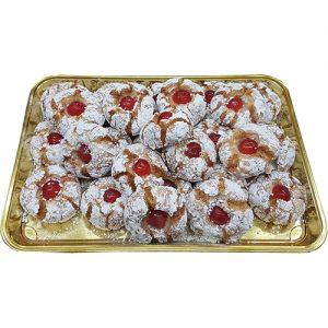 Biscotti di Mandorla Siciliani Classici Bianchi