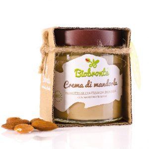 Crema di Mandorla BioBronte 'A Ricchigia 150g
