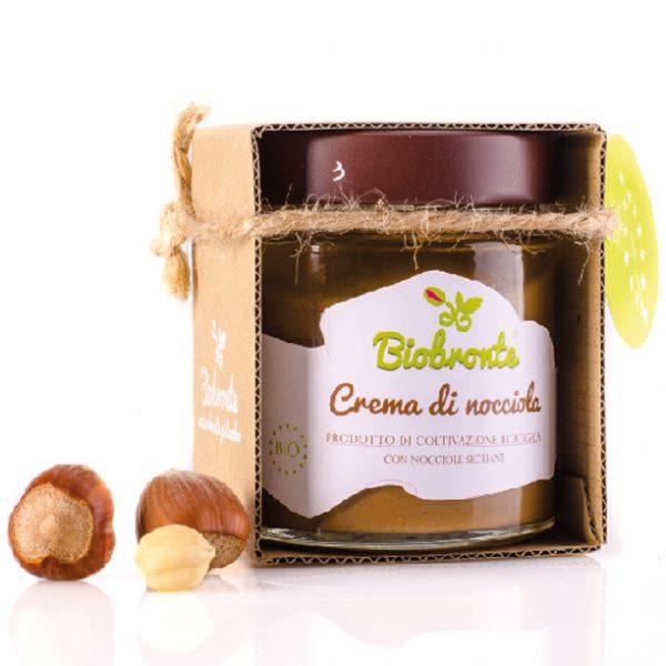 Crema di Nocciola BioBronte 'A Ricchigia 150g