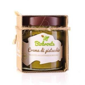 Crema di Pistacchio BioBronte 'A Ricchigia 150g
