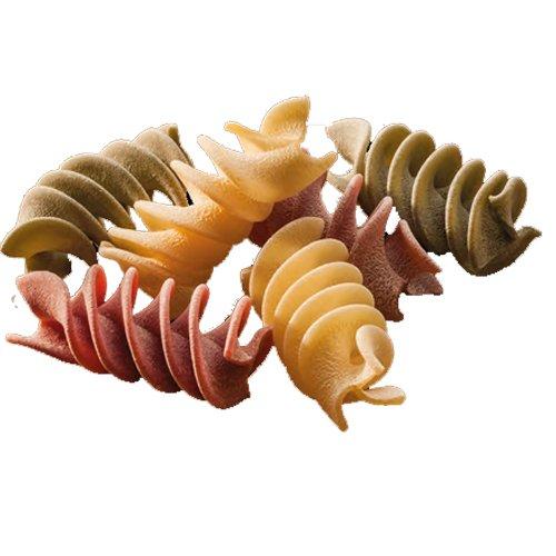 Fusilloni Tricolore Pasta di Gragnano IGP