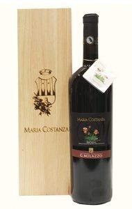 Maria Costanza rosso Magnum, Milazzo, 2015 Sicilia DOP Bio